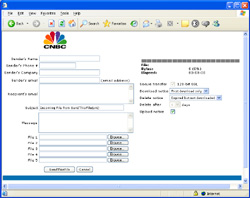 Transfer Files Online - TV and Radio