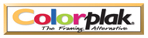 Colorplak Custom Picture Framing Logo